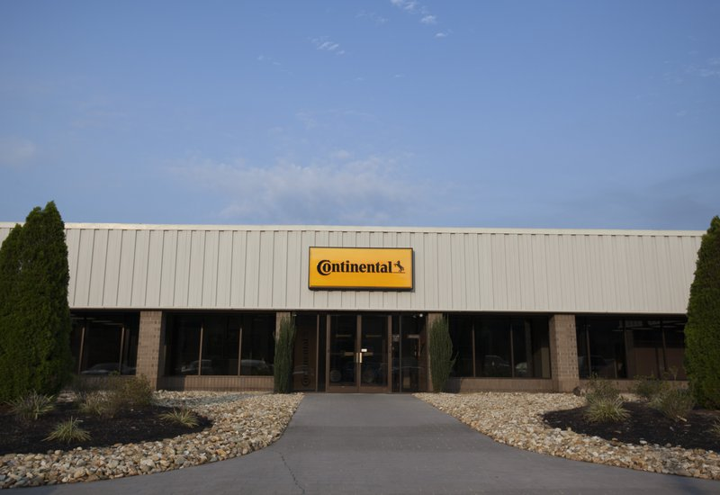 Continental Plant in Morganton NC